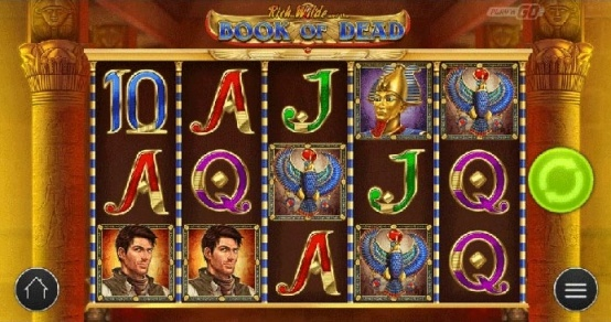 new online casino book of rah online