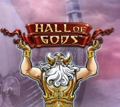 Casumo Casino po wpłacie dodaje do 60 free spinów na slot Hall of Gods