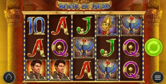 Casumo casino free spiny na book of dead 2