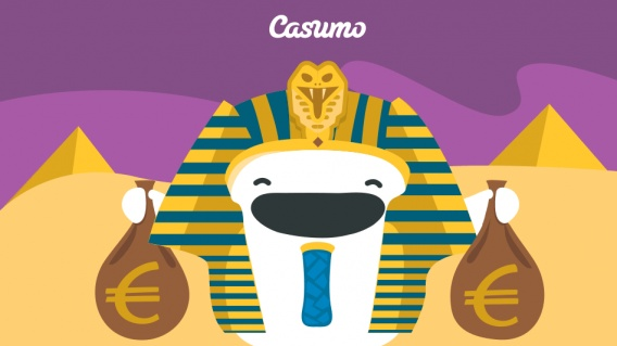Casumo casino free spiny na book of dead