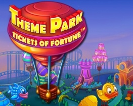 Casumo: Spiny na Theme Park: Tickets of Fortune