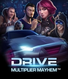 Casumo: Darmowe spiny na Drive: Multiplier Mayhem