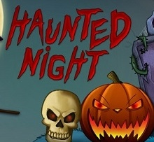 EnergyCasino: Podwojone EnergyPoints na slocie Haunted Night