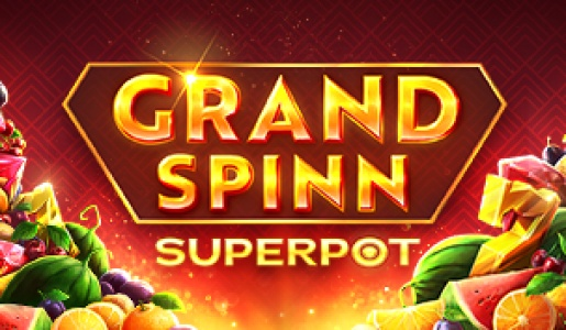 Betsson: 50 spinów bez depozytu na Grand Spinn Superpot