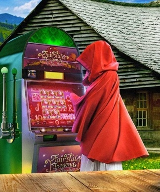 Mr green doladowania na fairytale legends red riding hood
