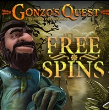 Mr green free spiny na gonzos quest 3