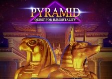 Premiera slotu Pyramid: Quest for Immortality