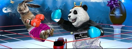 Royal panda reload bonus i 40 kg jajo 1